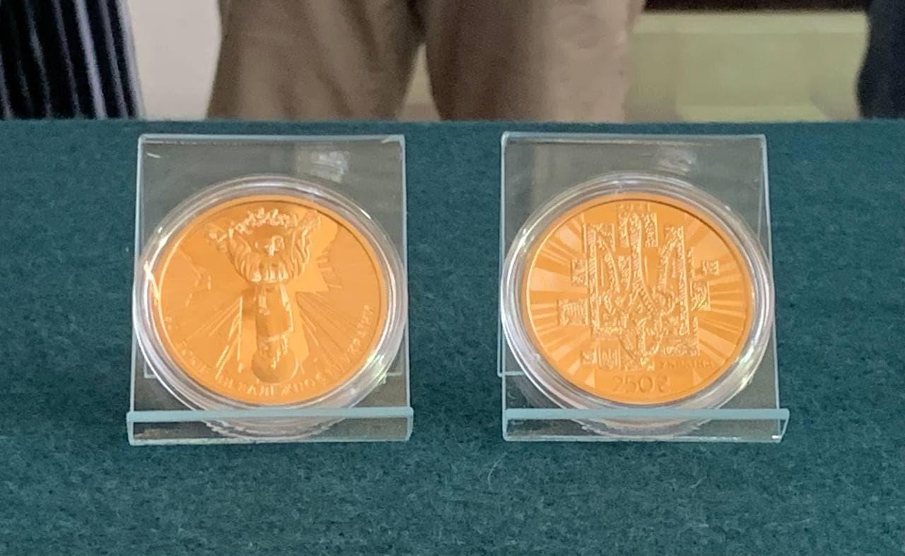 Нацбанк выпустил новые монеты к 30-летию независимости Украины — фото 2