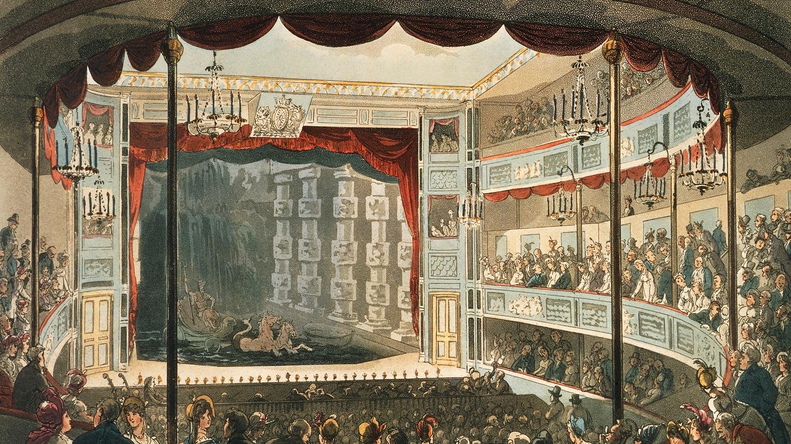27 марта празднуем Всемирный день театра. Послание Хелен Миррен к мировой общественности — фото 3