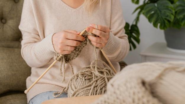 Вязание – хобби, которое становиться популярным среди молодежи — фото 6