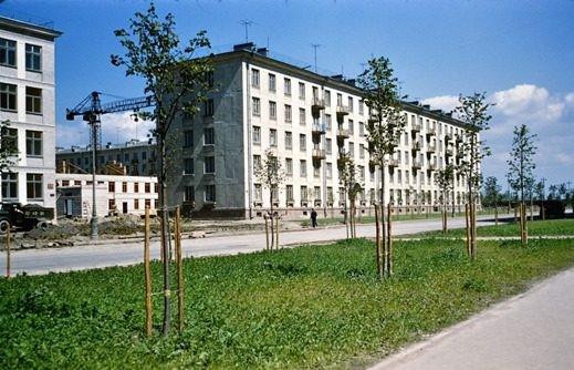 Спальные районы постсоветского пространства — фото 1