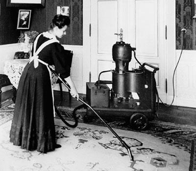 История создания пылесоса. Умный помощник в вашем доме — фото 3
