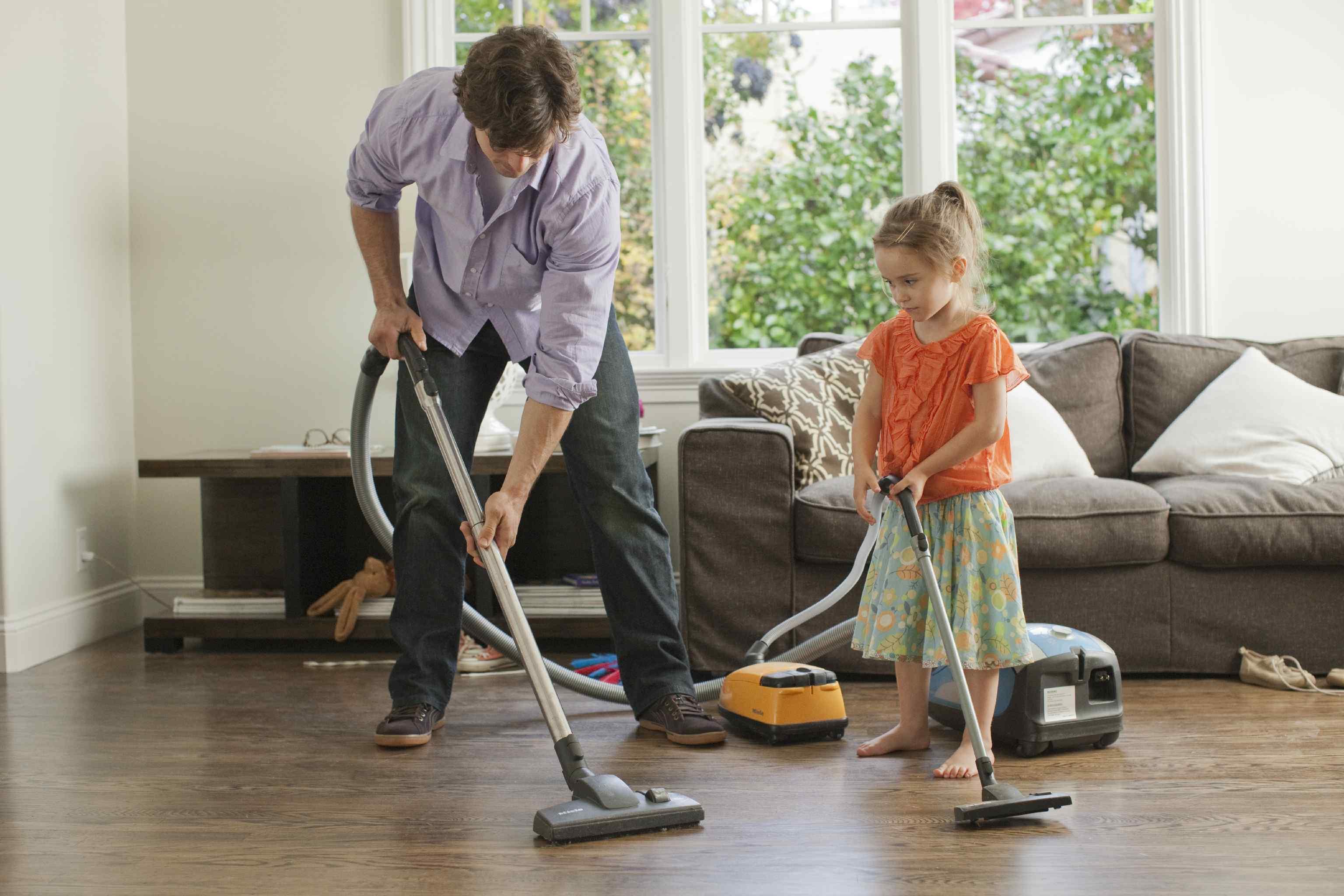 Как тратить меньше времени на уборку в доме — фото 2