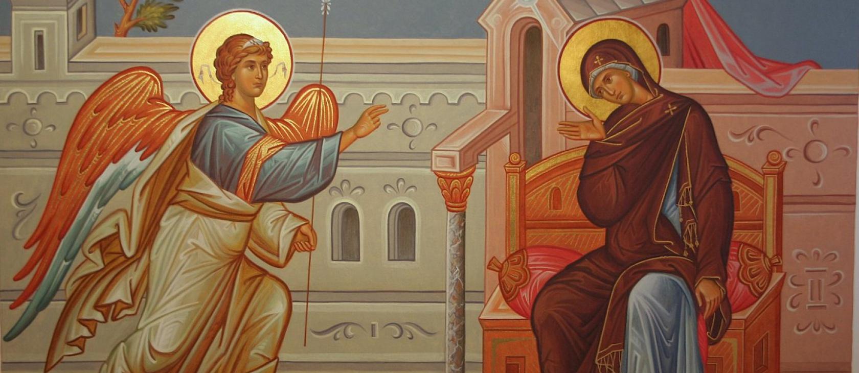 7 апреля Благовещение Пресвятой Богородицы — особенности этого христианского праздник — фото 1