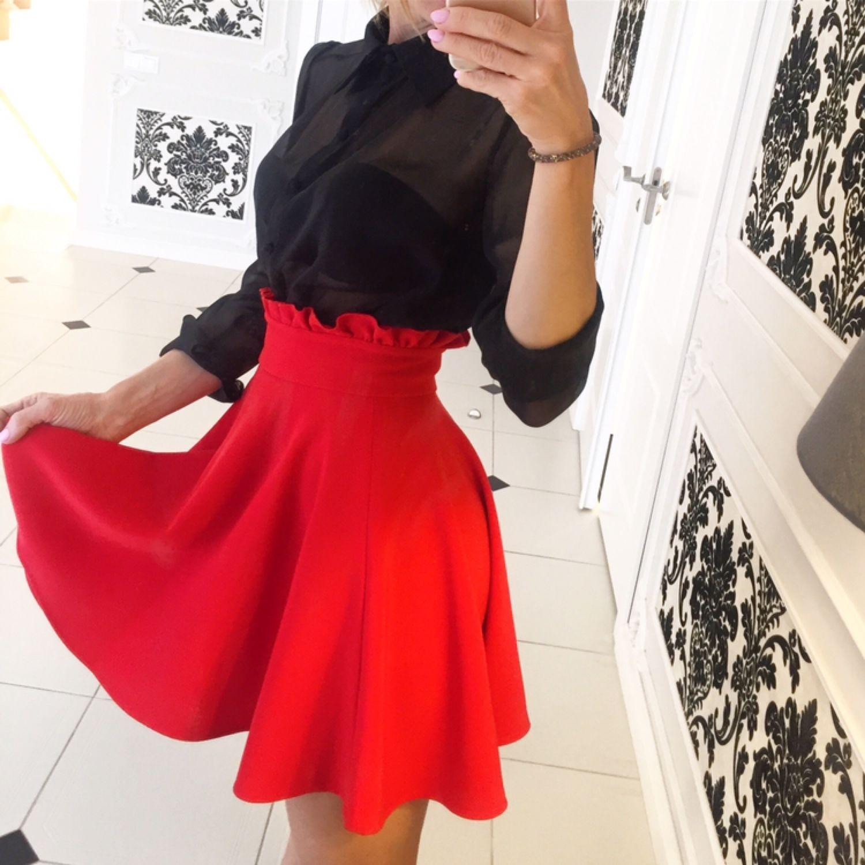 Летняя мода 2021: выбираем юбку — фото 1