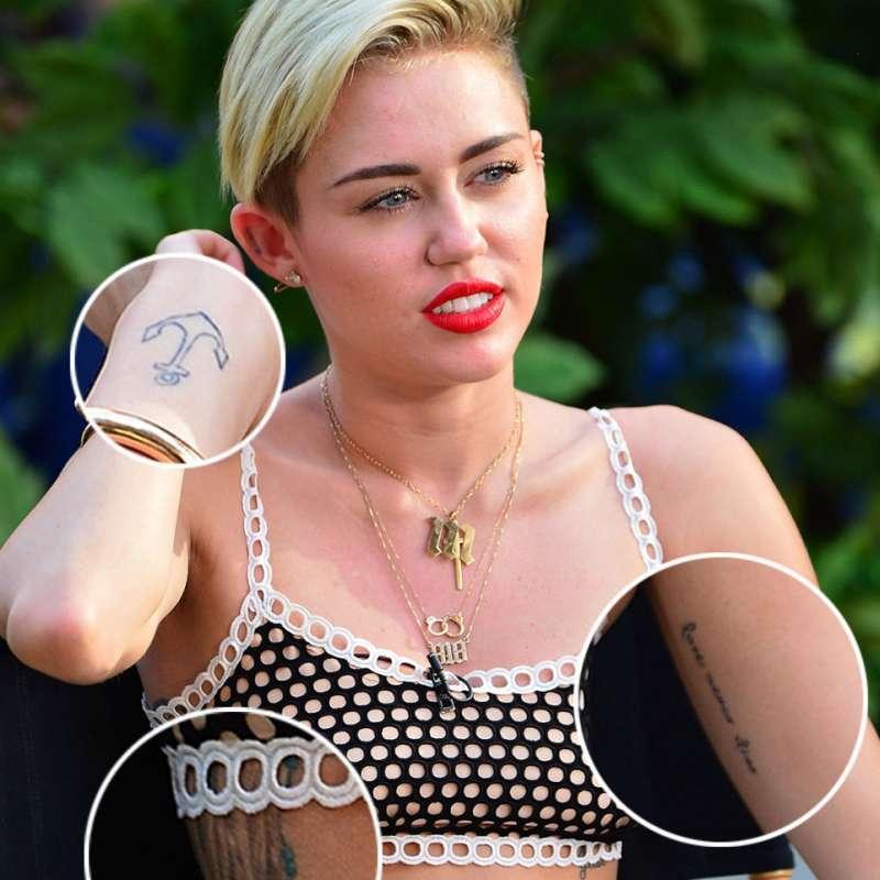 Тату знаменитостей: кто из известных людей имеет татуировки? — фото 1