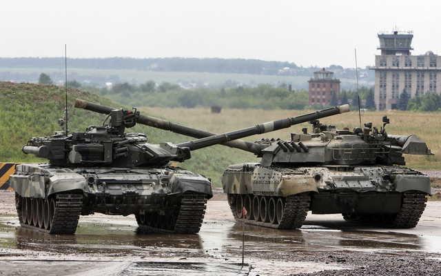 В ОРДЛО проходят военные учения российских наемников и скопления вооружение с нарушением линий отвода — фото 1