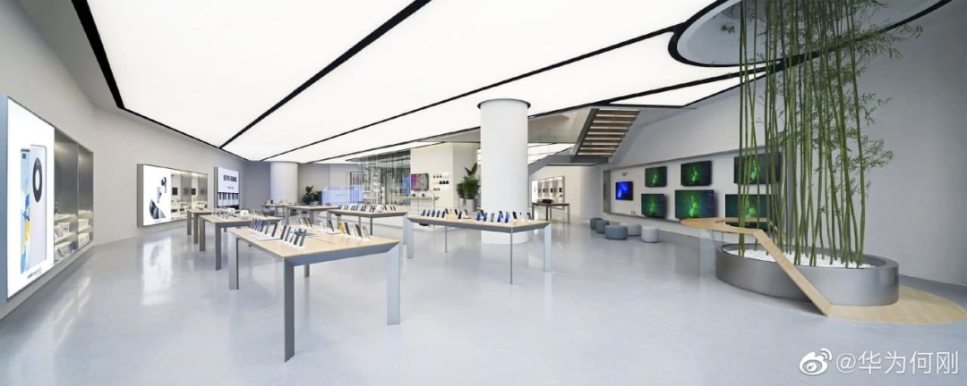 Huawei открыла первый магазин с виртуальным помощником: как это работает — фото 2