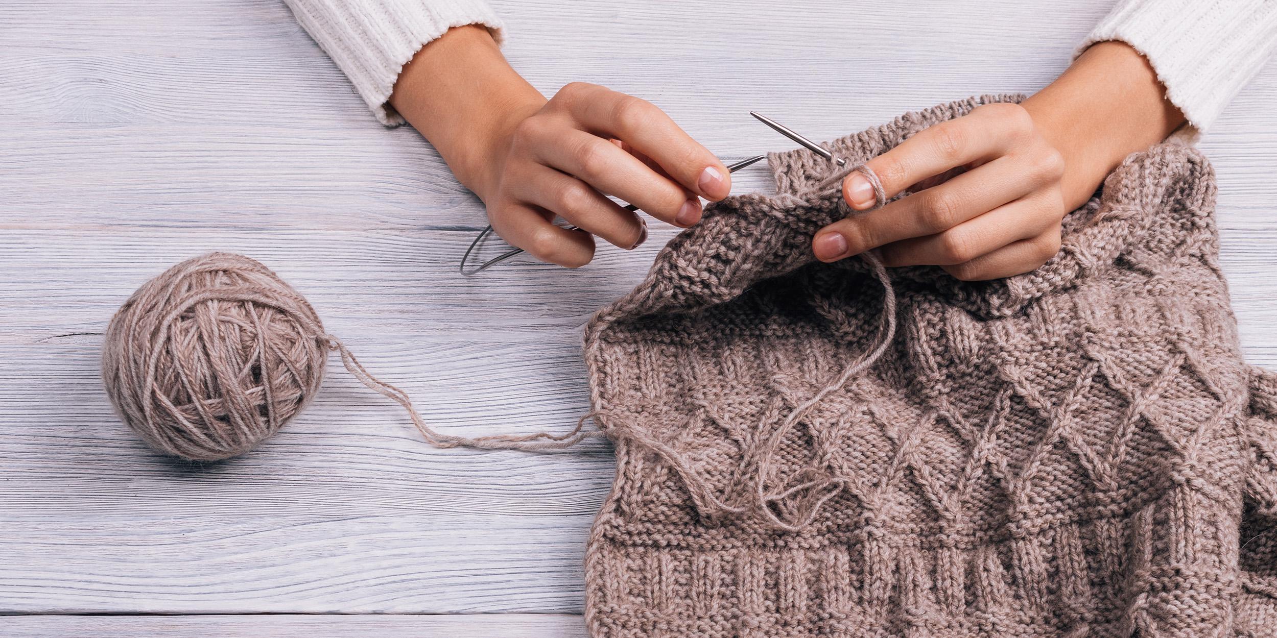 Вязание – хобби, которое становиться популярным среди молодежи — фото 5