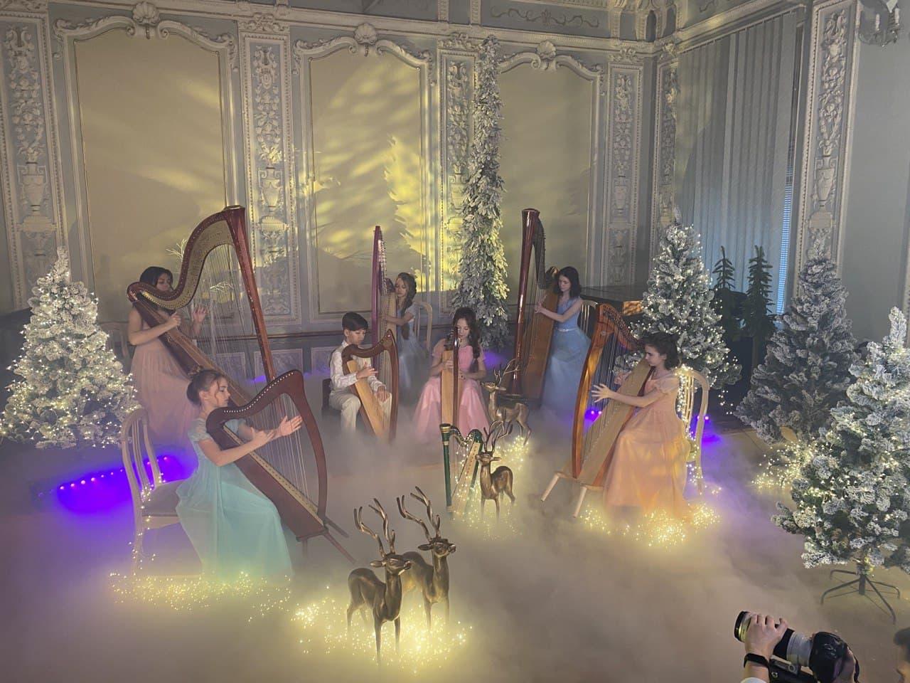 """""""Зимние чудеса"""": настоящая музыкальная магия от детей-виртуозов в День Святого Николая — фото 2"""