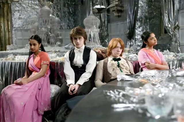 Как снимались фильмы о Гарри Поттере: история создания костюмов волшебников — фото 4