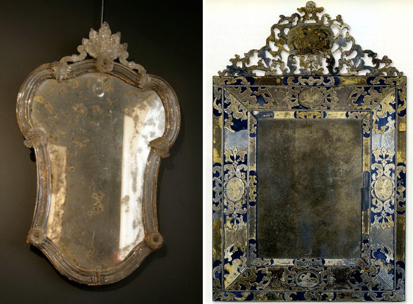 Зеркала — история изобретения — фото 5