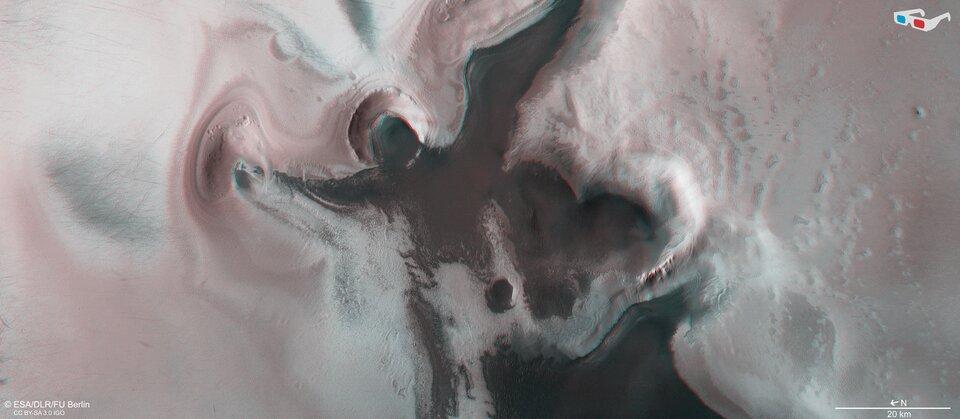 Планета Марс: удивительное фото с повехности небесного тела — фото 2