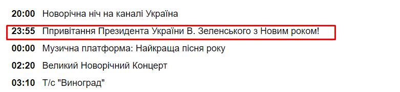 Поздравление Зеленского: на каких каналах будет трансляция? — фото 4
