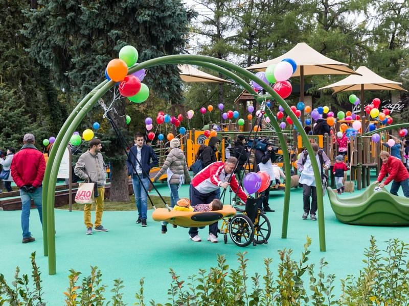 Как детская площадка влияет на то, каким будет наше общество через 20 лет — фото 5