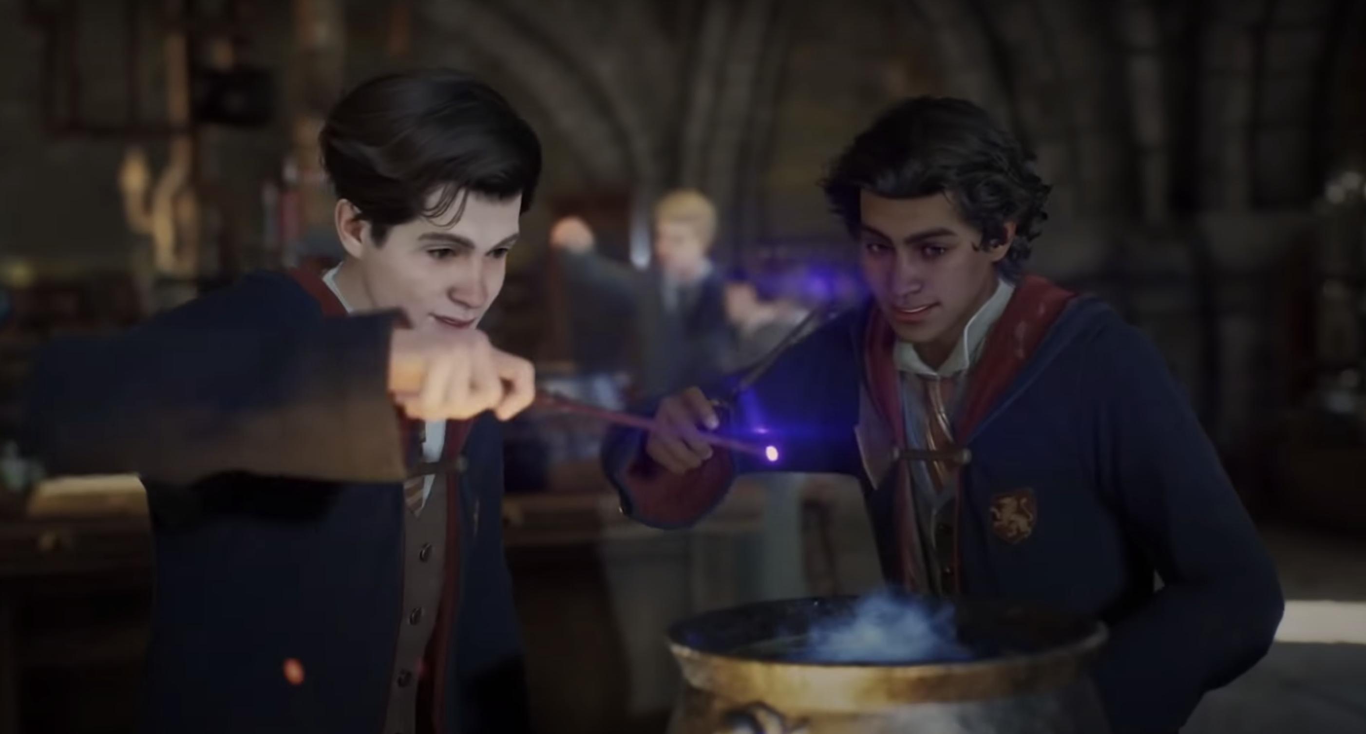 Компьютерная ролевая игра Hogwarts Legacy – возможность для фанатов Гарри Поттера снова окунуться в мир магии — фото 1
