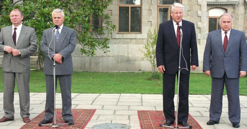 Украина 30: развитие международных отношений — чем запомнился 1993 год — фото 1