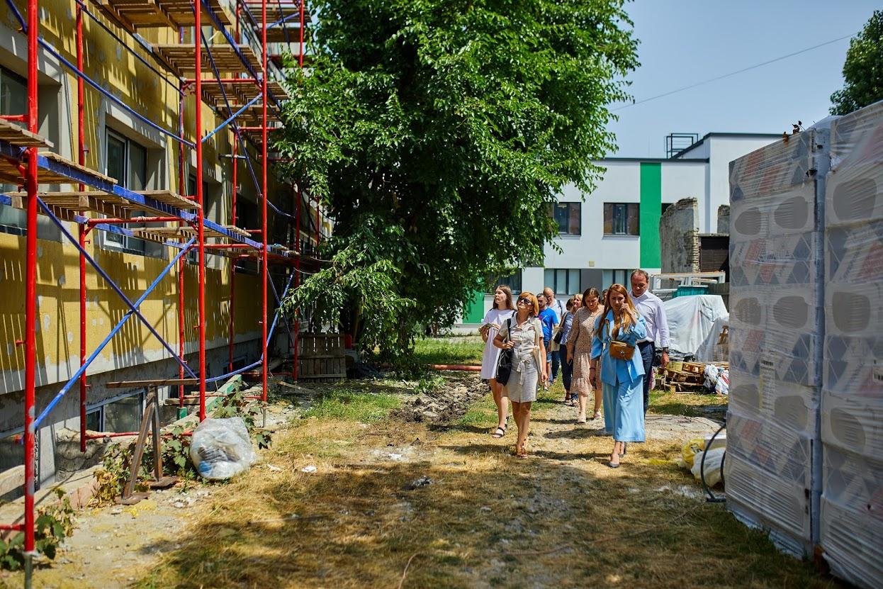 В городе Украинка продемонстрировали результаты термомодернизации муниципальных зданий — фото 2