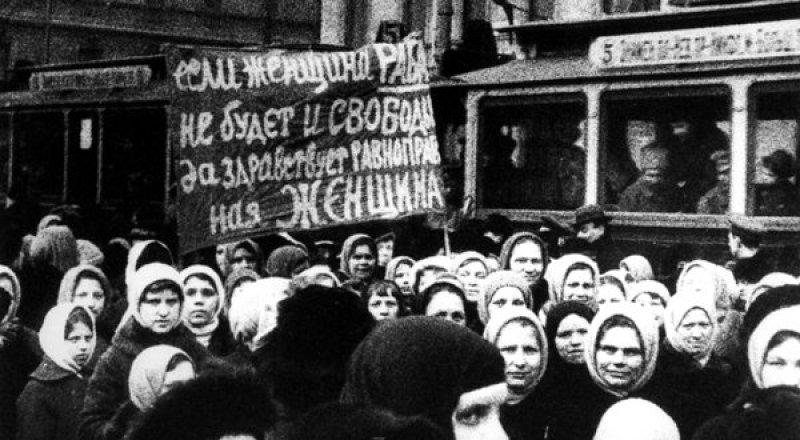 Праздник или свобода. История и происхождение праздника 8 марта — фото 1