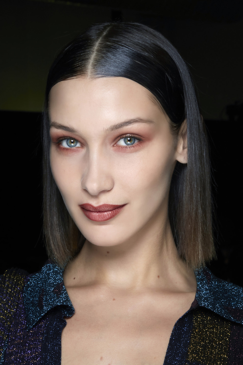 Время сиять: 5 идей для новогоднего макияжа — фото 2