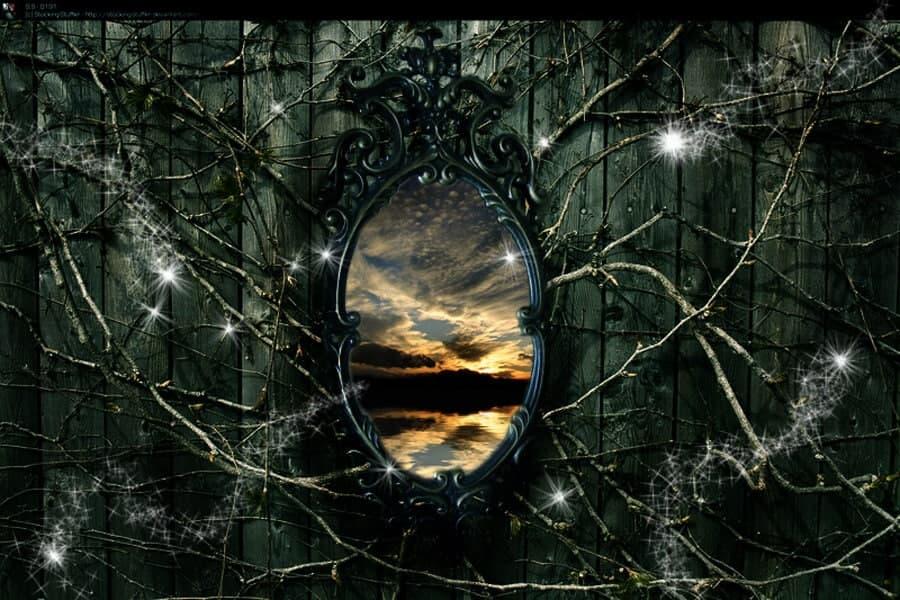 Зеркала — мистика и суеверие — фото 2