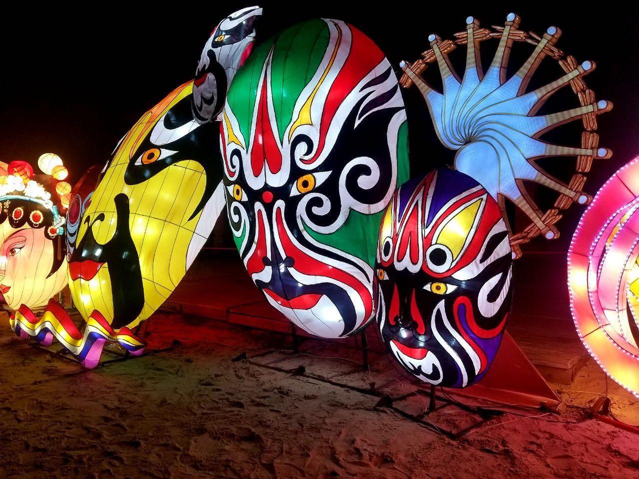 Гигантские китайские фонари: в Буковеле создадут городок световых инсталляций — фото 1