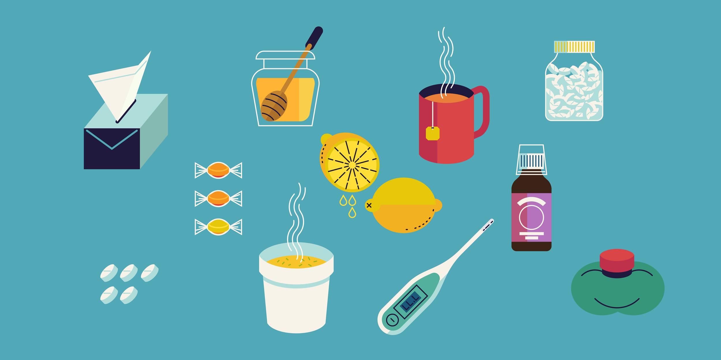 Простудные заболевания и методы их лечения — фото 3
