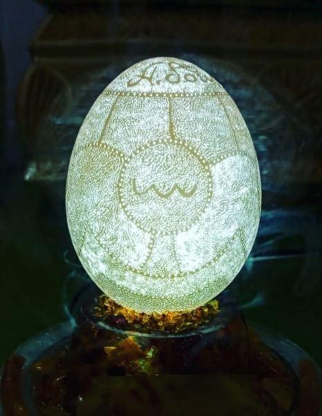 Украинец установил два мировых рекорда благодаря яйцам — фото 1