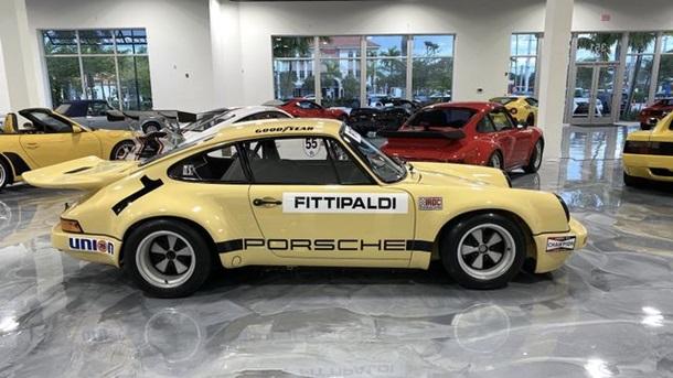 Раритетный Porsche Эскобара продадут на аукционе - ФОТО — фото 1