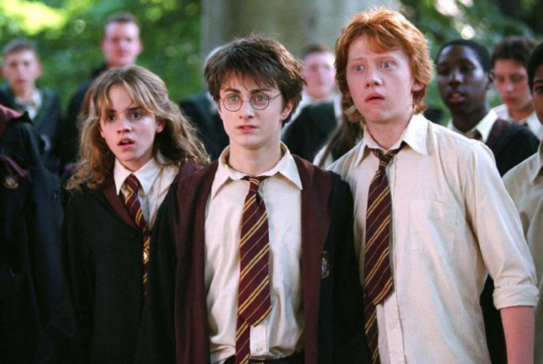 Как снимались фильмы о Гарри Поттере: история создания костюмов волшебников — фото 5