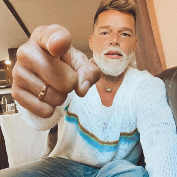 Рики Мартин удивил фанатов резкой сменой имиджа — фото 1