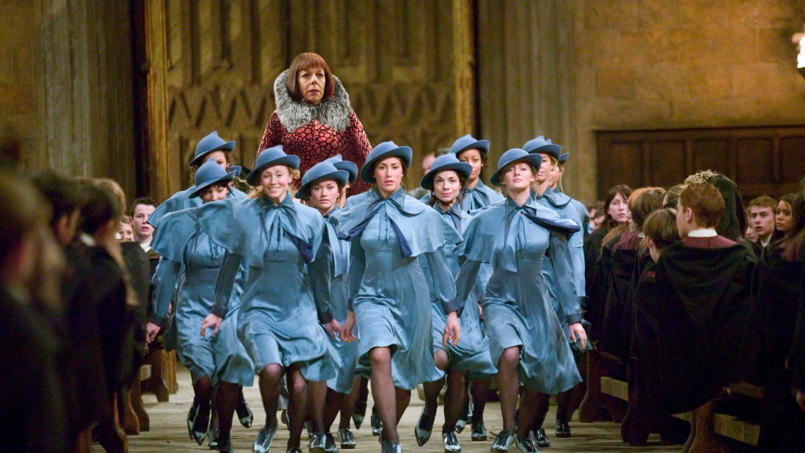 Как снимались фильмы о Гарри Поттере: история создания костюмов волшебников — фото 2