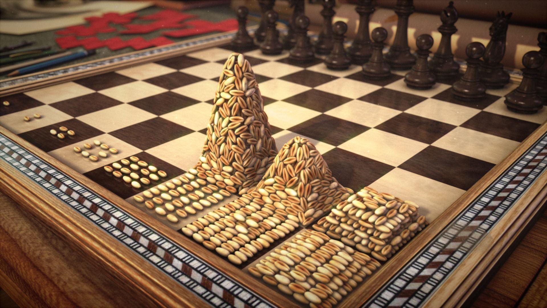 Шах и мат — история и легенды шахмат — фото 1