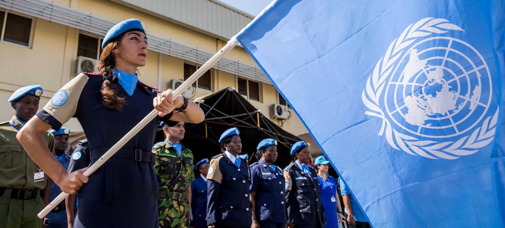 29 мая — Международный день миротворцев ООН — фото 3