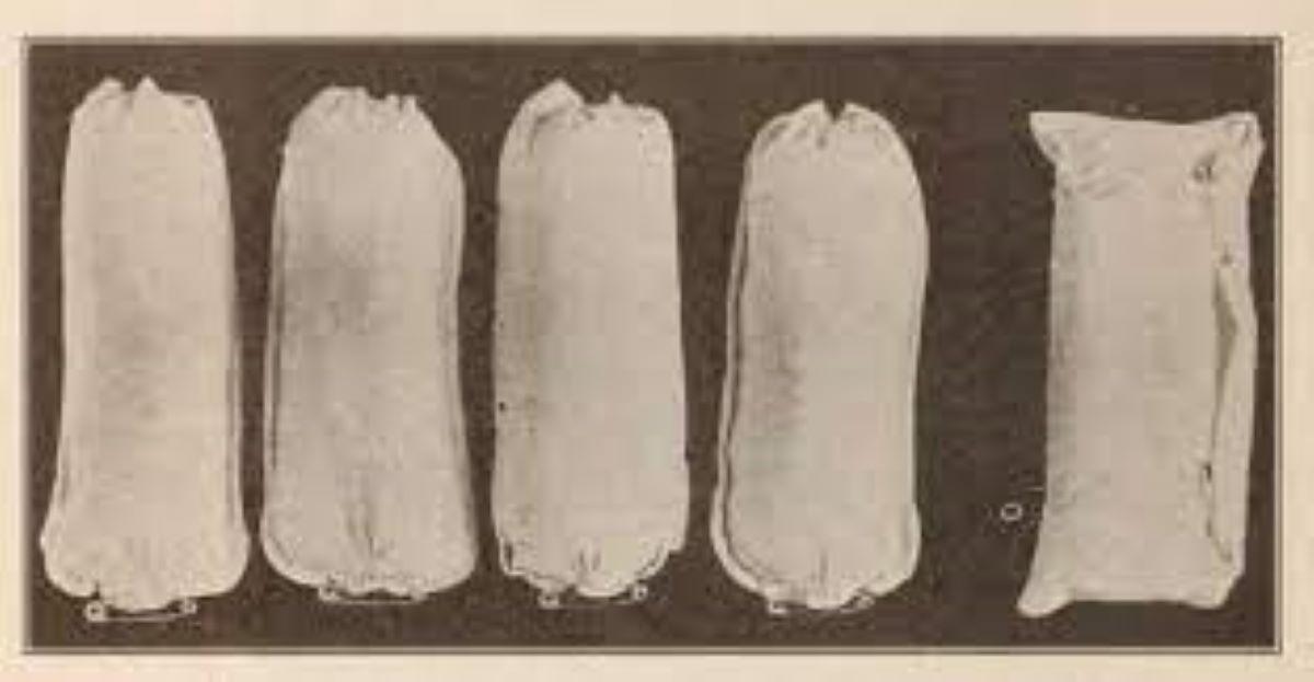 Интересные факты про первые гигиенические средства — фото 1