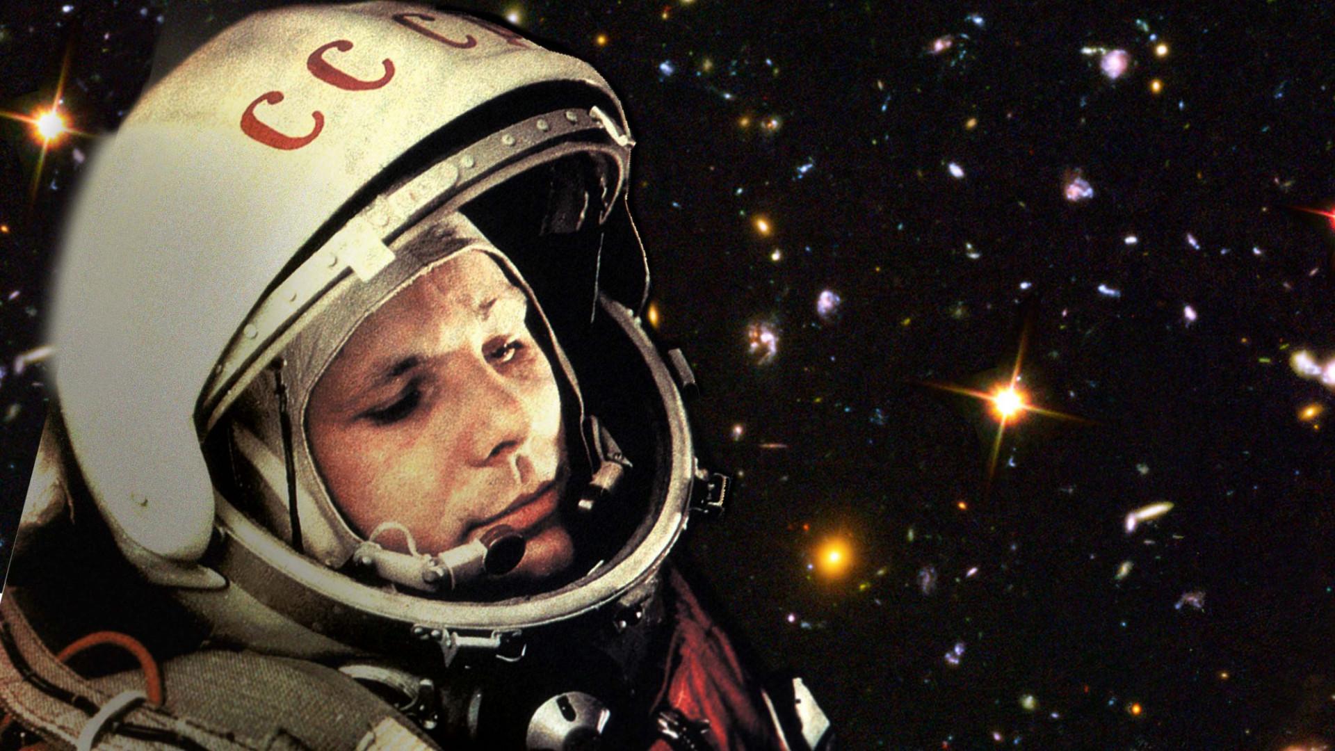 12 апреля празднуем День космонавтики или Международный день полета человека в космос — фото 1