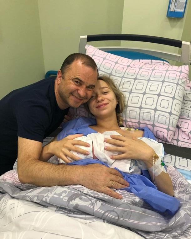 Виктор Павлик снова стал отцом — фото 1