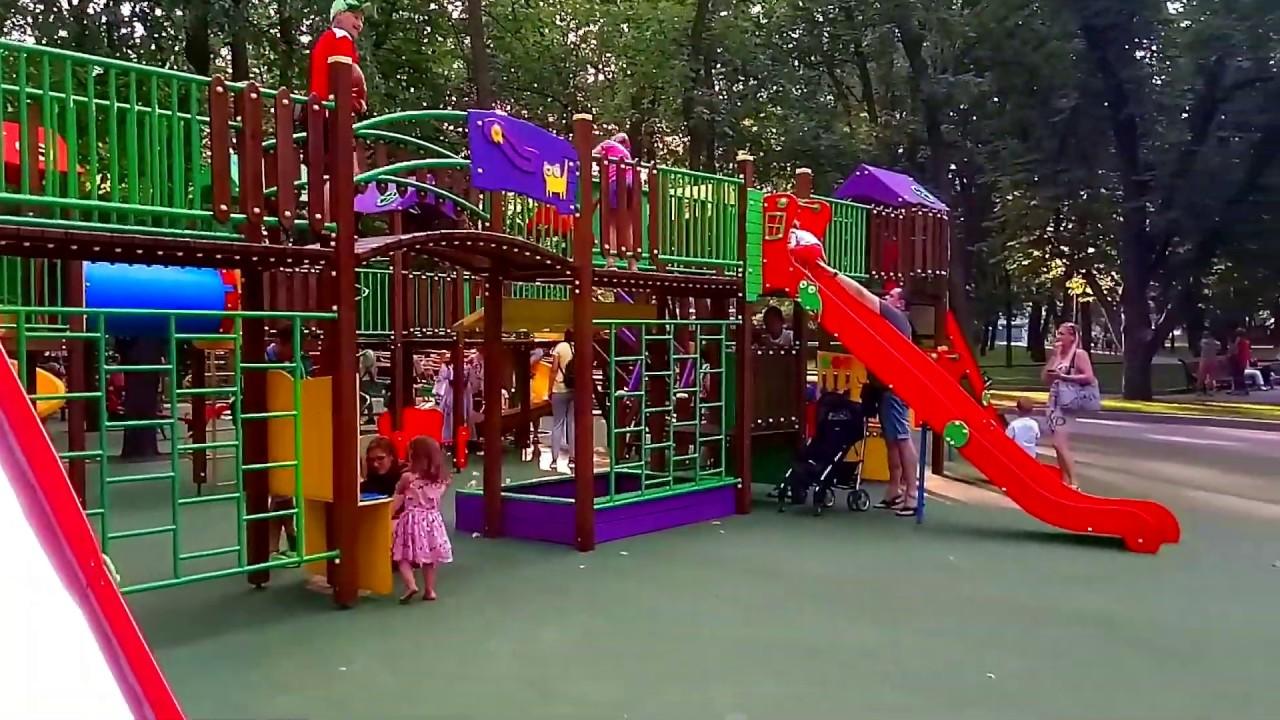 Как детская площадка влияет на то, каким будет наше общество через 20 лет — фото 6