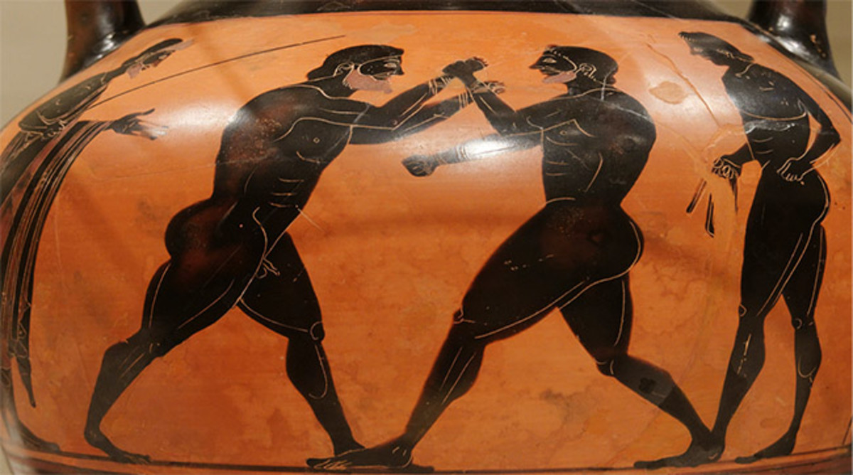 22 июля, Международный день бокса — фото 1