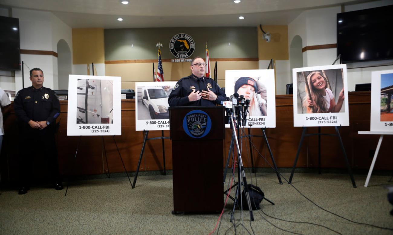 Найдены останки Габби Петито. Хронология печальных событий — фото 3