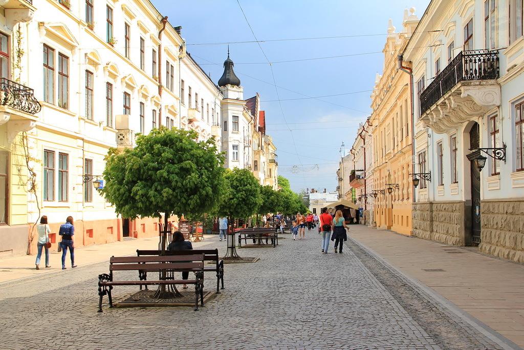 Туризм в Украине: что посмотреть в Черновцах — фото 2