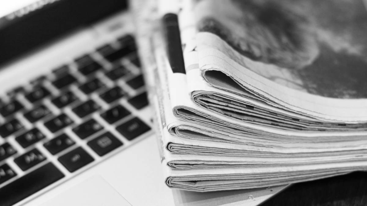 День журналиста отмечаем 6 июня — фото 1