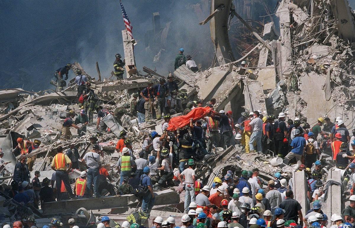Трагедия 9/11: 20 лет спустя — фото 3
