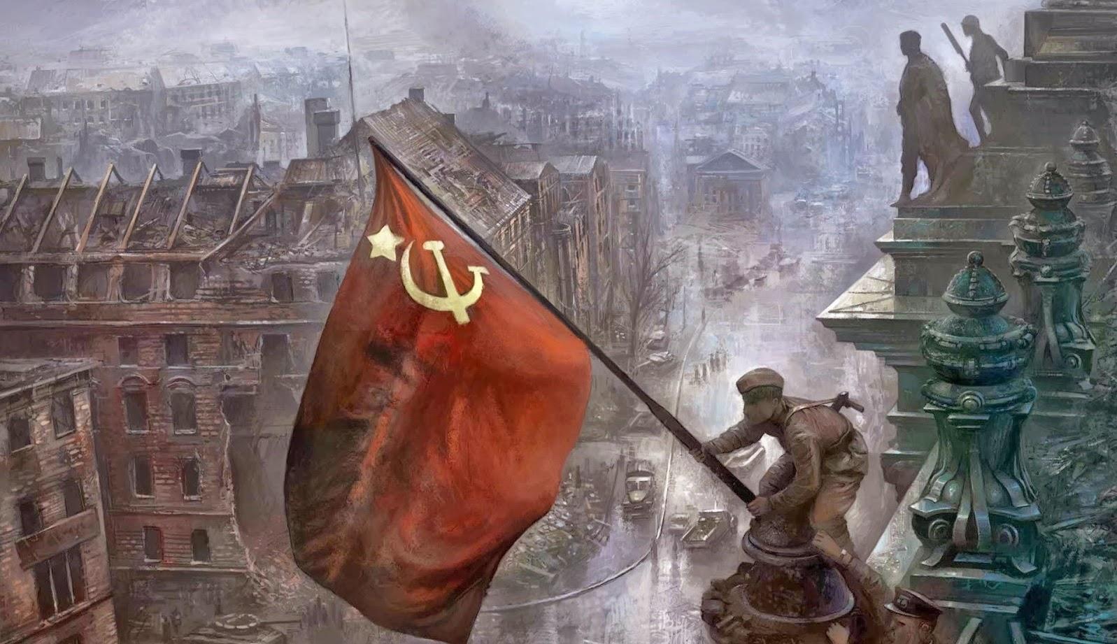 9 мая – День победы. Кто вышел победителем во Второй мировой войне — фото 2