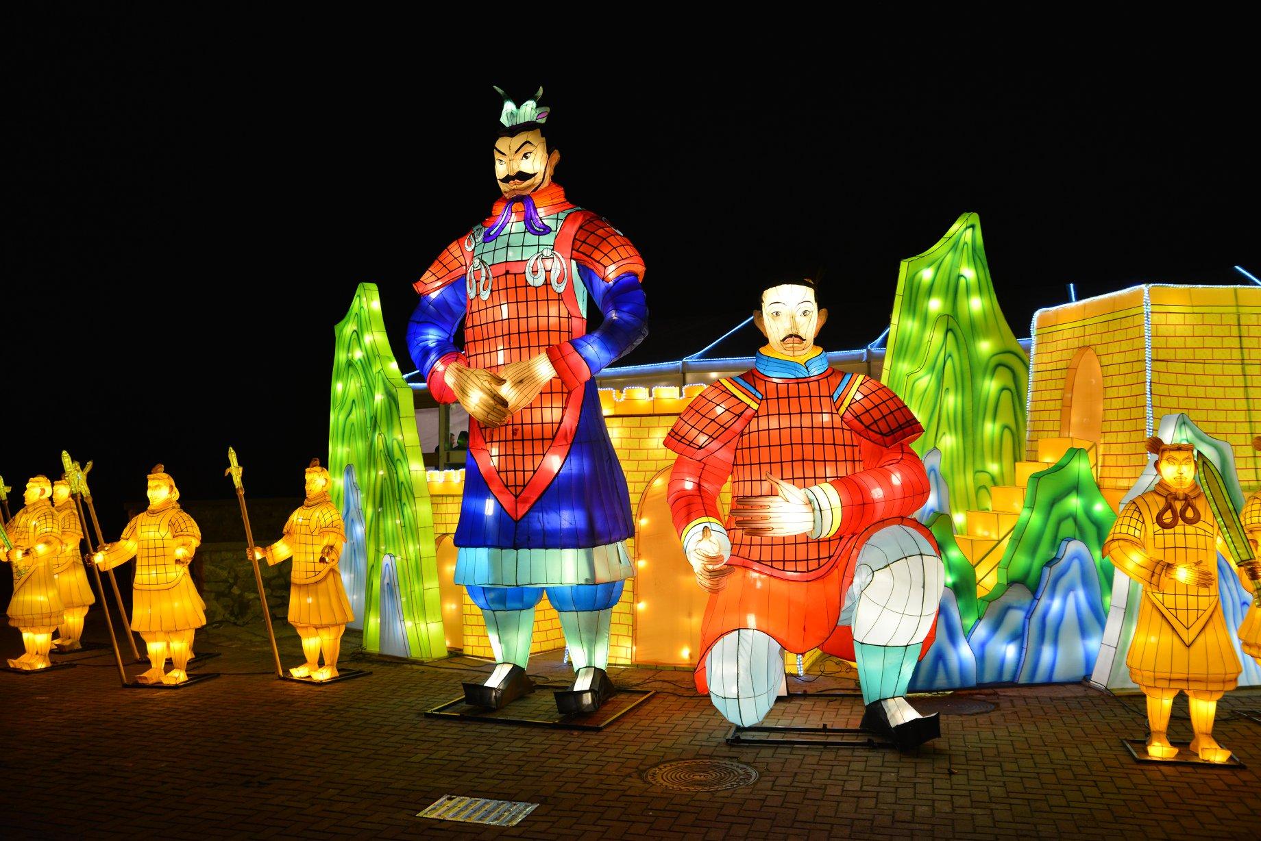 Гигантские китайские фонари: в Буковеле создадут городок световых инсталляций — фото 2