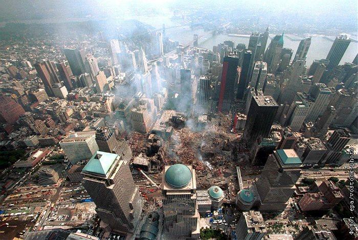 Трагедия 9/11: 20 лет спустя — фото 1