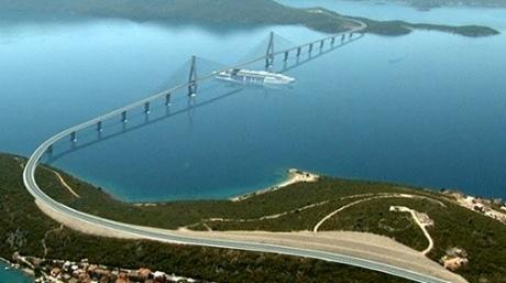 Хорватия и Босния по-прежнему ведут земельный спор из-за двух островов в море с  момента распада Югославии — фото 2