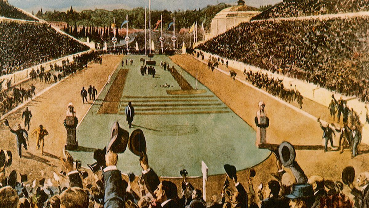 Олимпиада. Возрождение традиций — фото 1