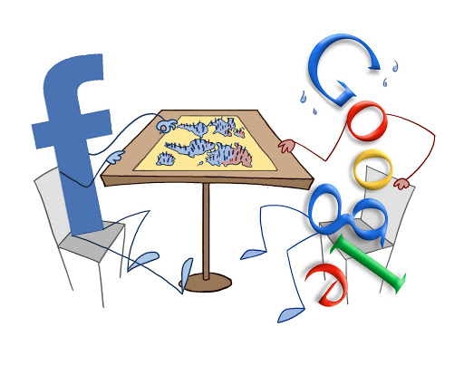 Из-за обвинений в монополии на рынке онлайн-рекламы Google и Facebook заявили о сотрудничестве — фото 1