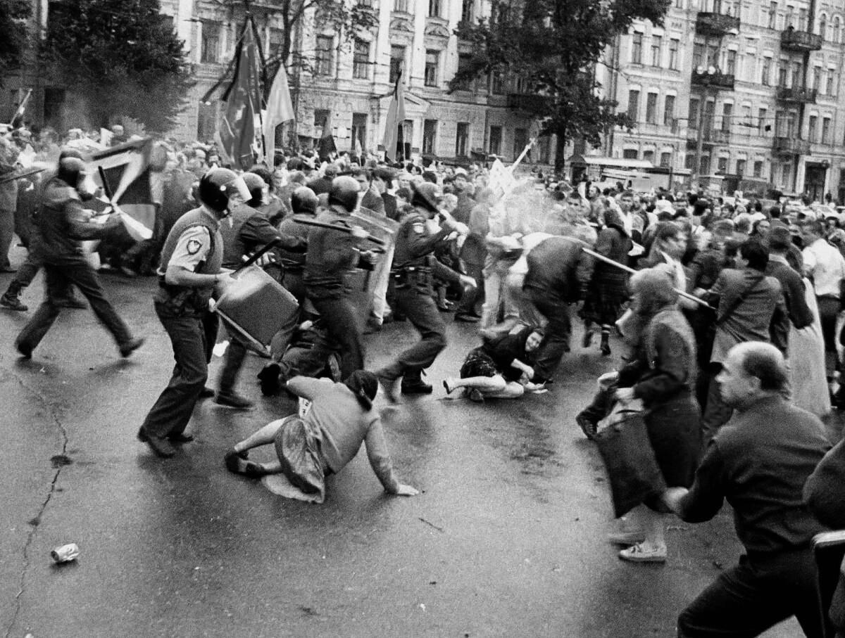 Украина 30: конституционный договор и похороны первого патриарха — чем запомнился 1995 год — фото 5