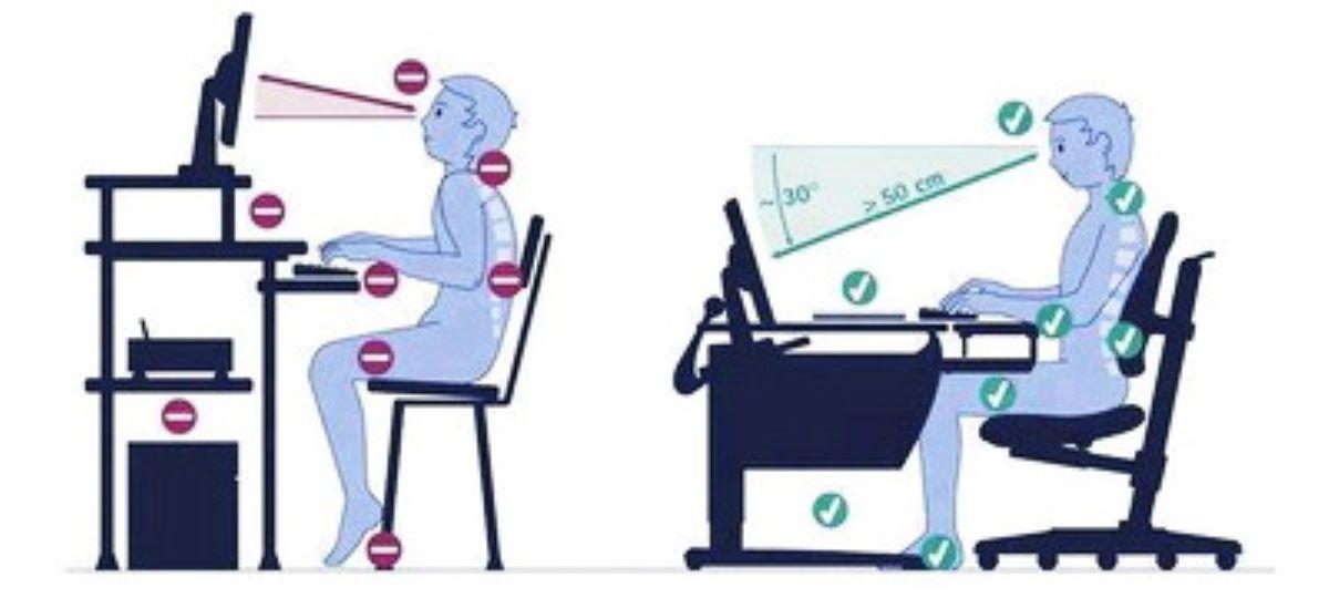 Сохранить женское здоровье при сидячей работе — фото 1